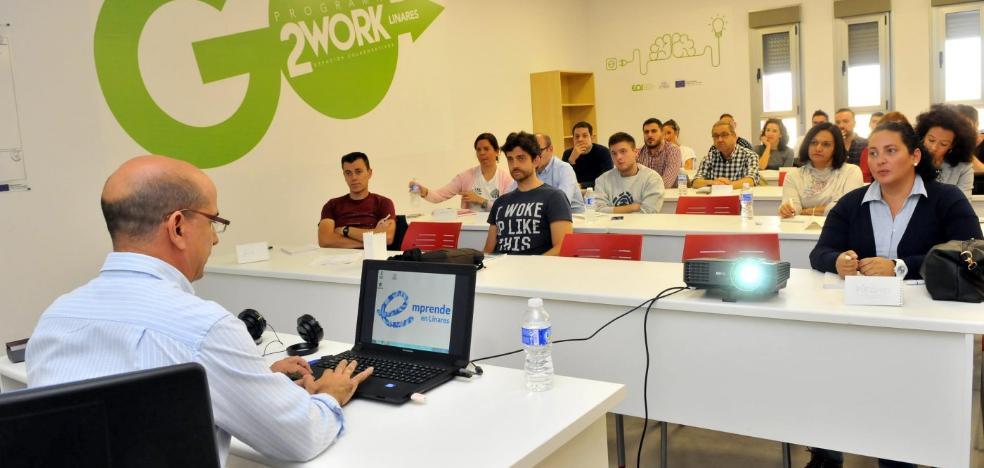25 emprendedores se formarán en la nueva edición del Espacio de Coworking