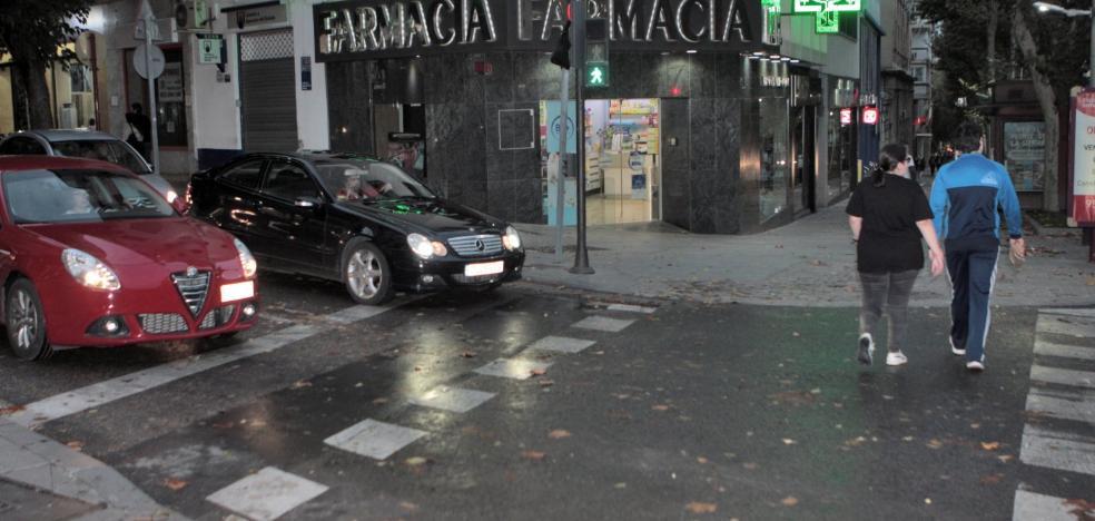 La calle Arquitecto Berges y su entorno modifican hoy el sentido del tráfico