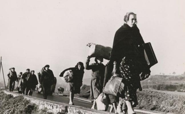 Marzo de 1939: salen los últimos barcos con exiliados de la guerra