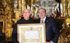 La Orden de San Juan de Dios distingue a Sebastián Pérez
