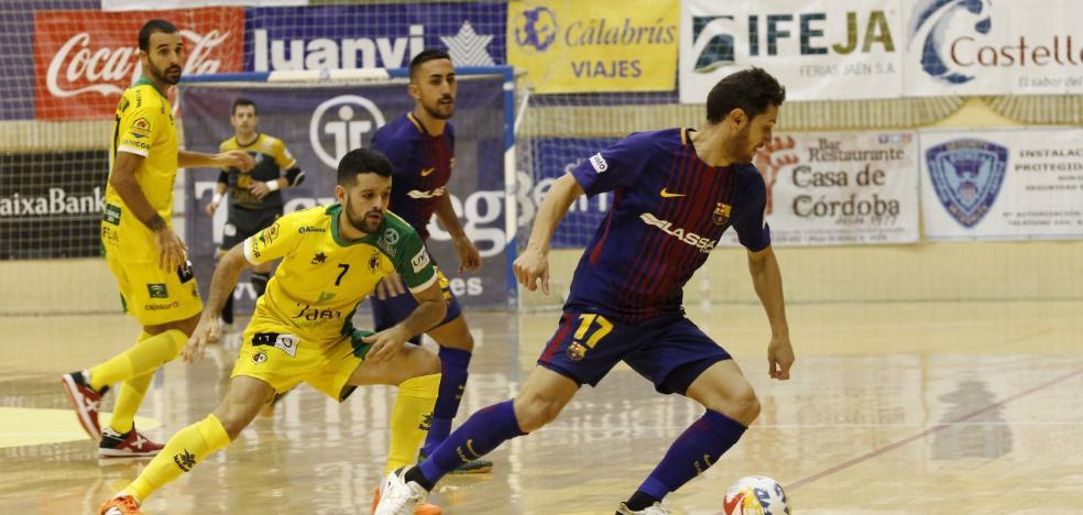 El Barcelona asalta La Salobreja