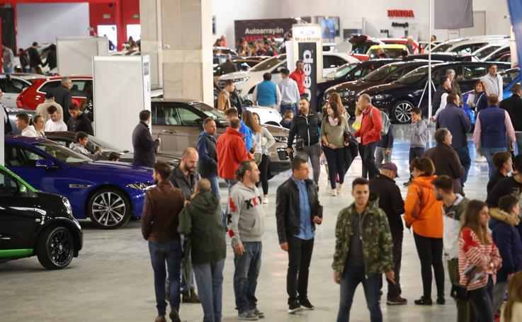 Gran éxito de participantes y vntas en la Feria del Motor