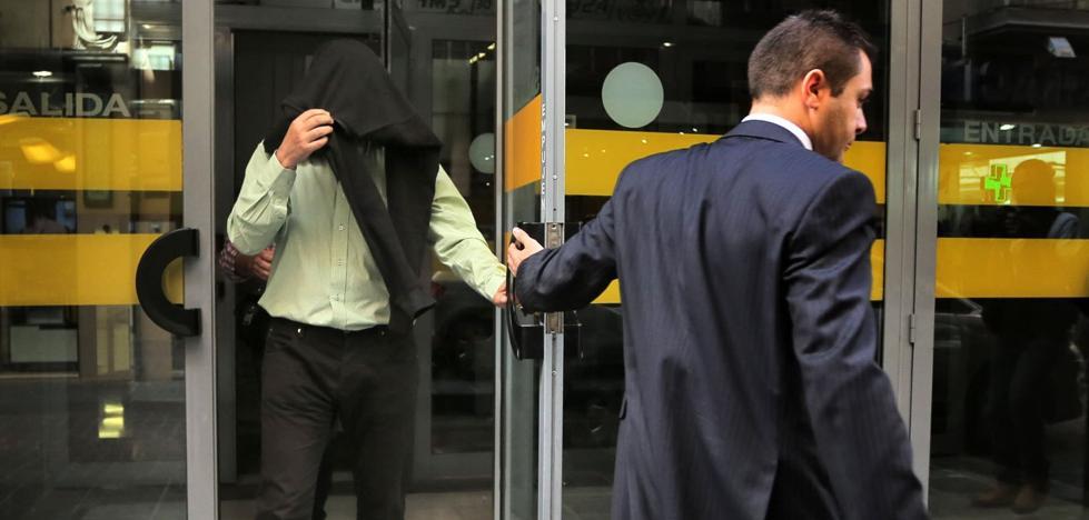 El juez impone 665.000 euros de fianza por la trama del Catastro