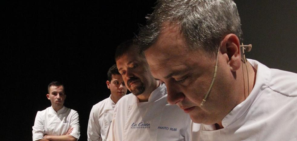 Almería Gourmet: Grandes chef, a escena