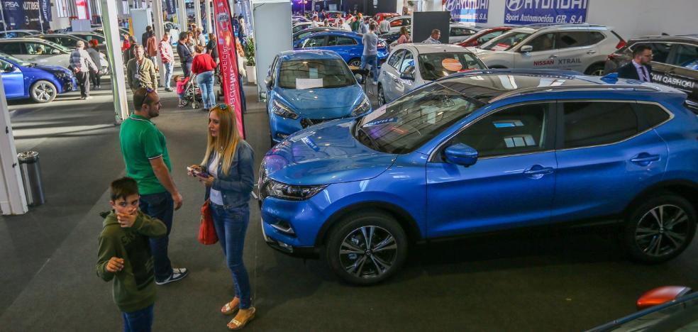 Gran éxito de participantes y ventas en la Feria del Motor
