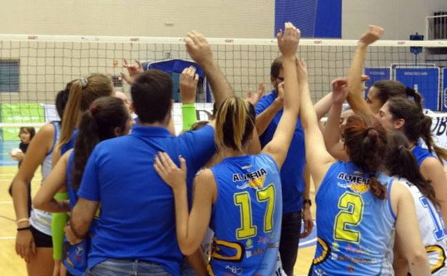 AVG 2008 Almería suma tres puntos y un puesto más