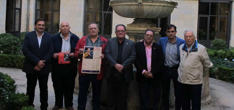 El XVIII Circuito 'El flamenco por las peñas' recorrerá 15 municipios de Jaén hasta el 23 de diciembre