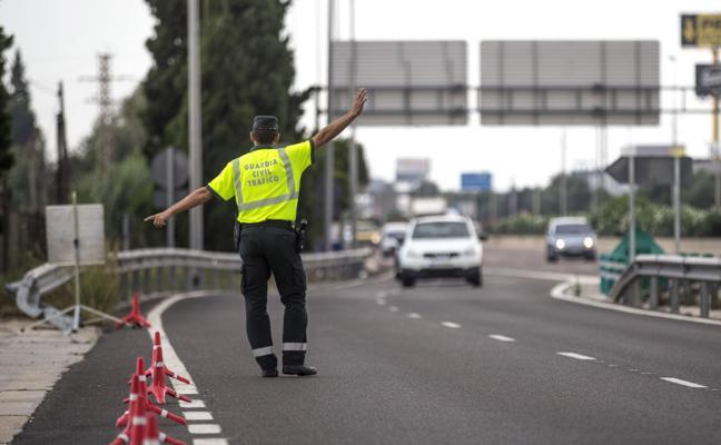 'Cazan' a 19 camioneros drogados en sólo 24 horas en Murcia