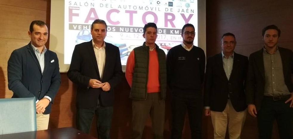 El Salón Factory del Automóvil reunirá en el Ifeja a más de 400 vehículos de 29 marcas