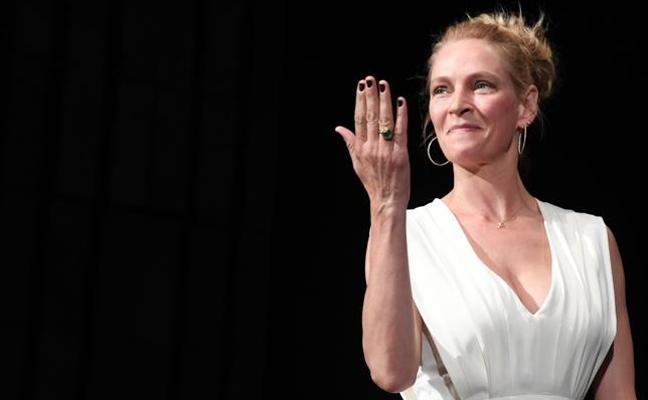 Hollywood, en vilo por lo que Uma Thurman diga sobre el acoso