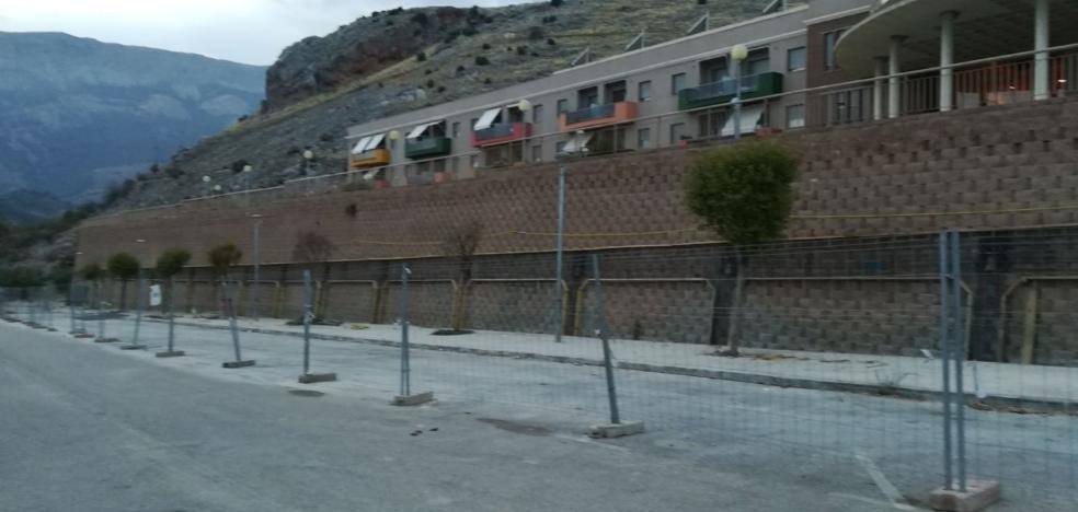 Vecinos de La Glorieta piden mejoras en el entorno de Fuente de la Peña