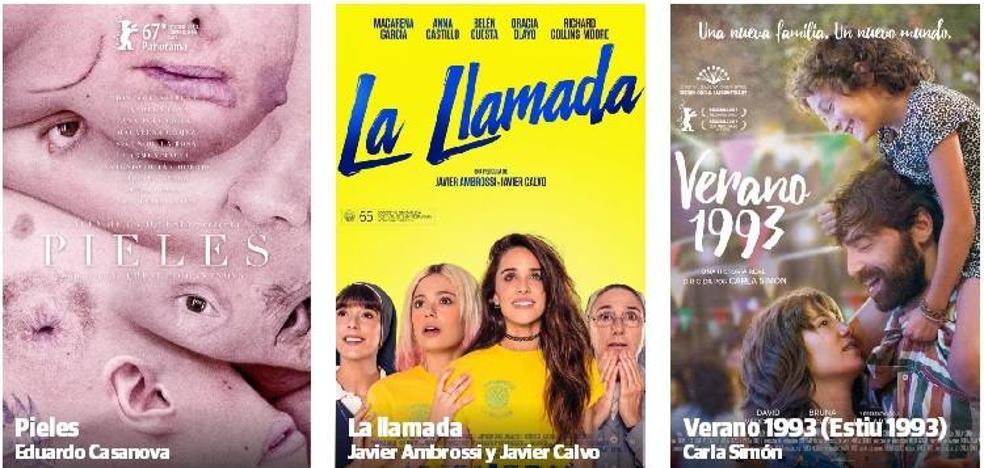 La candidata española a los Oscar, aspirante al Ópera Prima de Fical