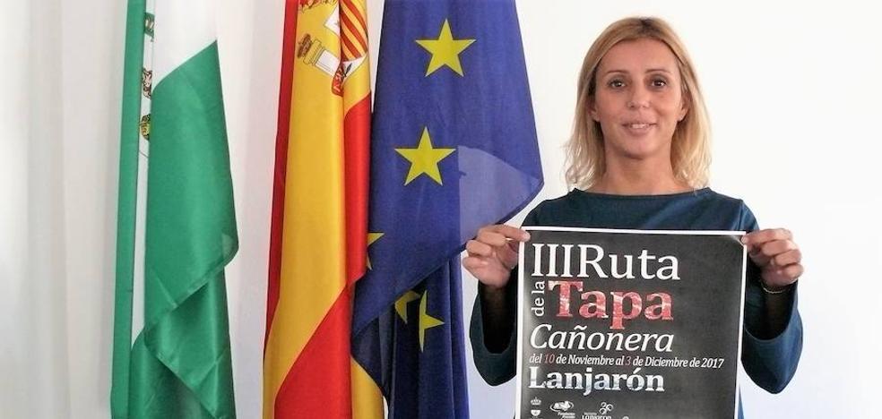 Una veintena de establecimientos de Lanjarón se prepara para celebrar la III Ruta de la Tapa Cañonera