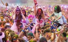 Llega la Holi Life a Granada: la fiesta más colorida del año