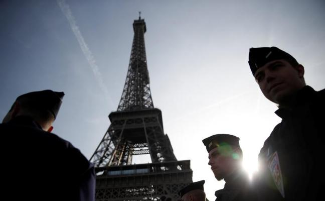 Diez detenidos en una operación antiterrorista en Francia y Suiza