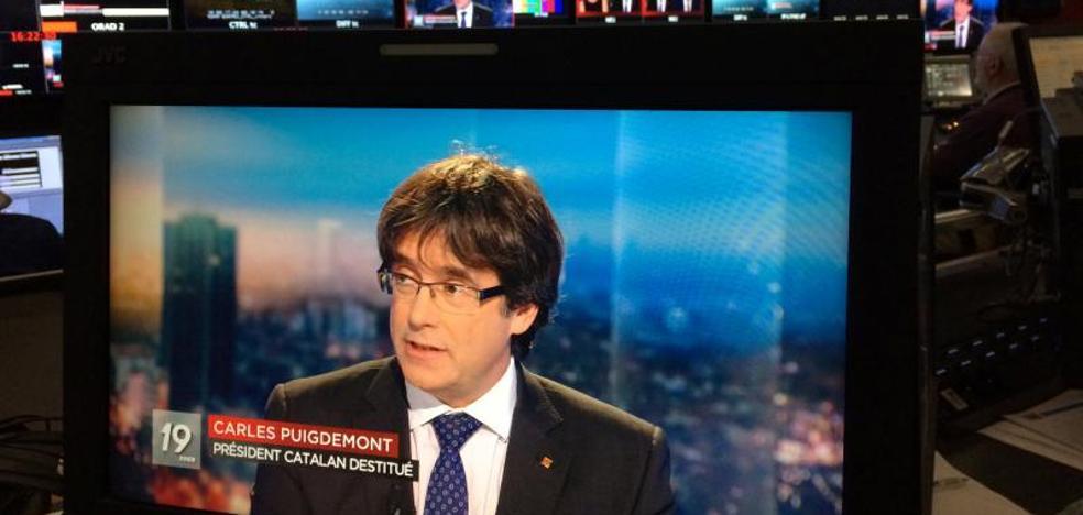Puigdemont: «Sabemos que podemos acabar en prisión si se concede la extradición»
