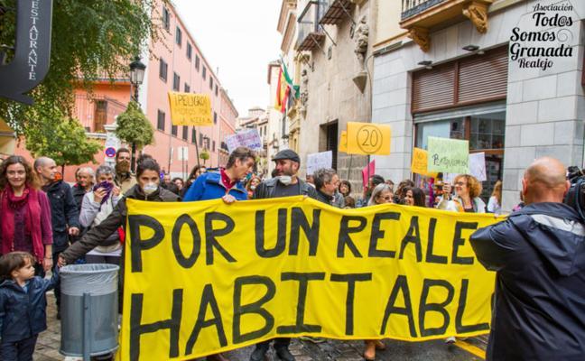 Por un Realejo habitable: Manifestación, Ideas y Diálogo