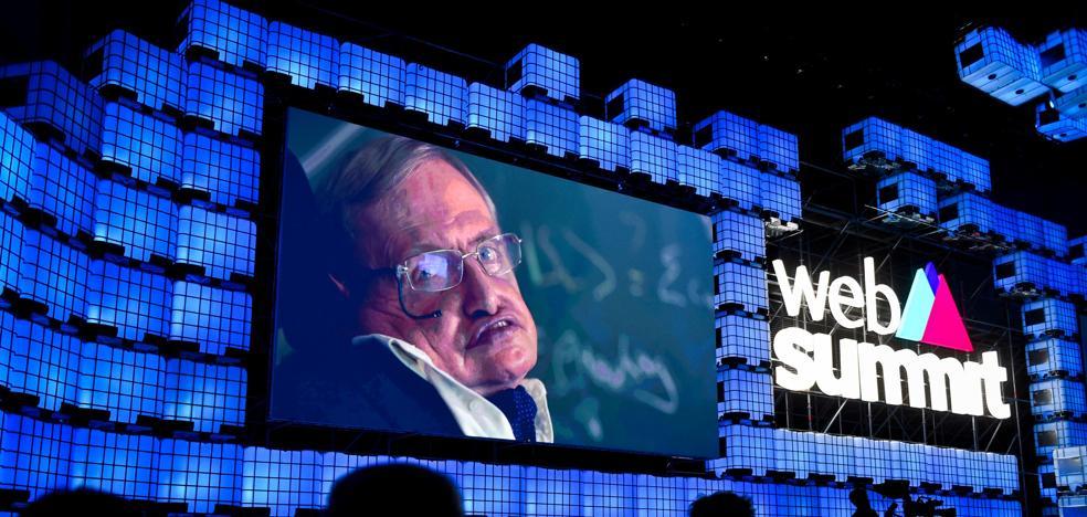 Stephen Hawking da por perdida la Tierra y pide ir a Alpha Centauri