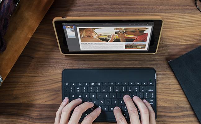 Así puedes llevarte este teclado inalámbrico en oferta