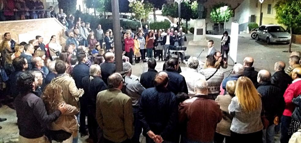 Millán presenta su candidatura a dirigir un PSOE «fuerte y unido»