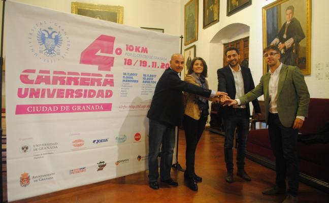 La Carrera de la Universidad se abre a Granada