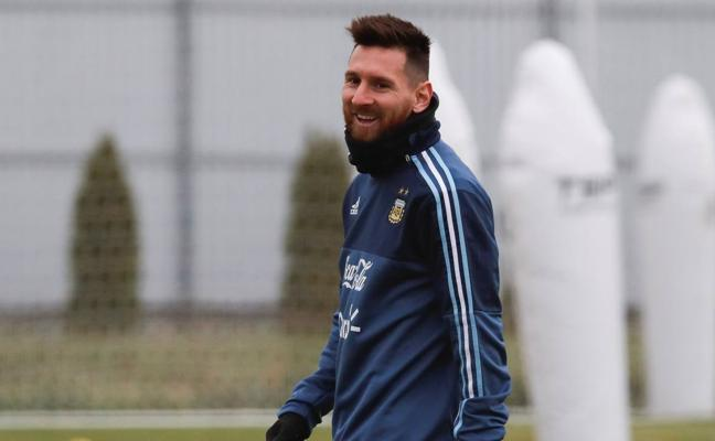 Messi prefiere evitar a España en primera fase del Mundial