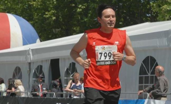 """""""Mi maratón contra el cáncer"""""""