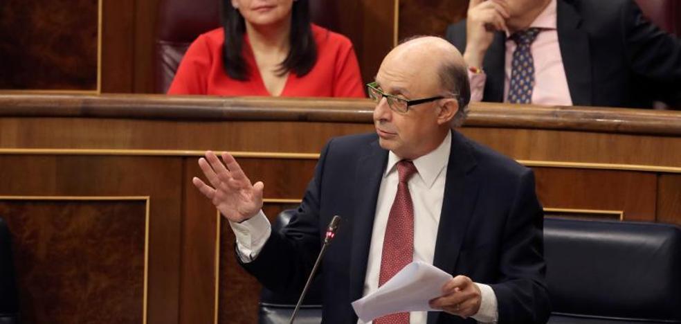 Montoro justifica la intervención de las cuentas de Madrid