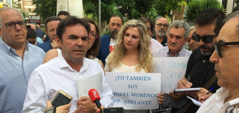 Moreno dejará el PP si no se abre expediente a Fernández de Moya