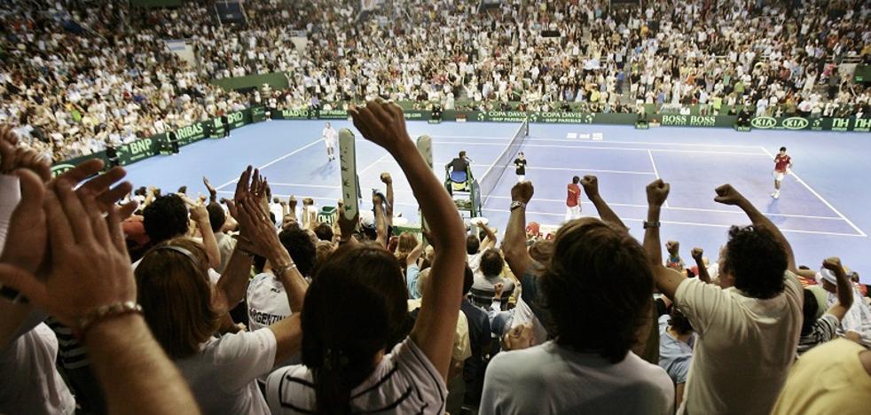 Marbella le quita a Granada la eliminatoria de la Copa Davis