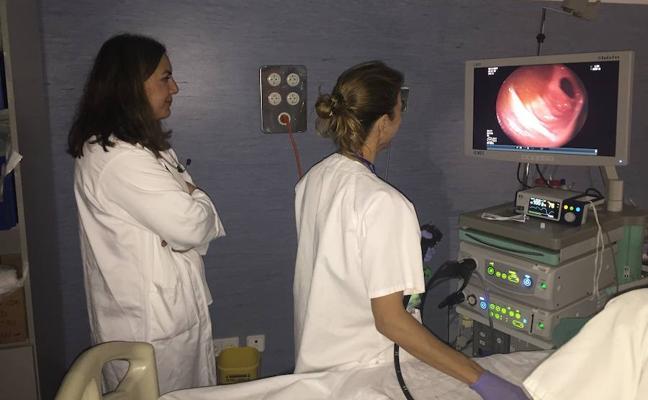 Torrecárdenas incluye la sedación en las endoscopias