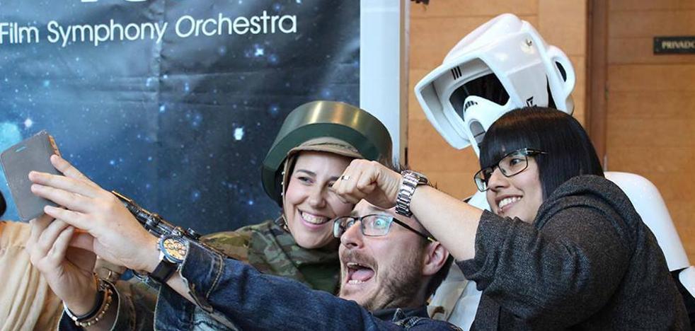 Un pasacalles de 'Star Wars' anunciará el inicio del Festival Internacional de Cine de Almería este sábado