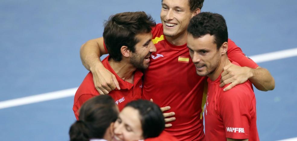 Granada pierde el pulso con Marbella para acoger la eliminatoria de la Copa Davis