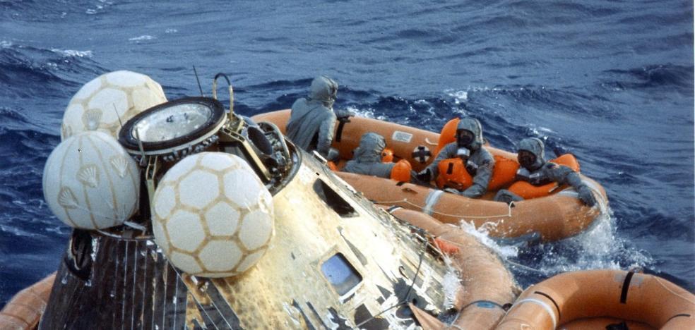 Los restos que nos caen del espacio: ¿Qué son realmente? ¿Son peligrosos?