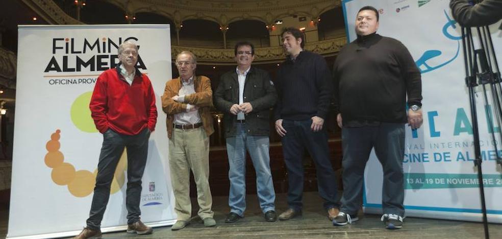 'Almería 1975: el cine que nos hizo libres', la gesta de tres almerienses