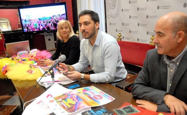 5.000 personas se apuntan a la Holi Life en Granada