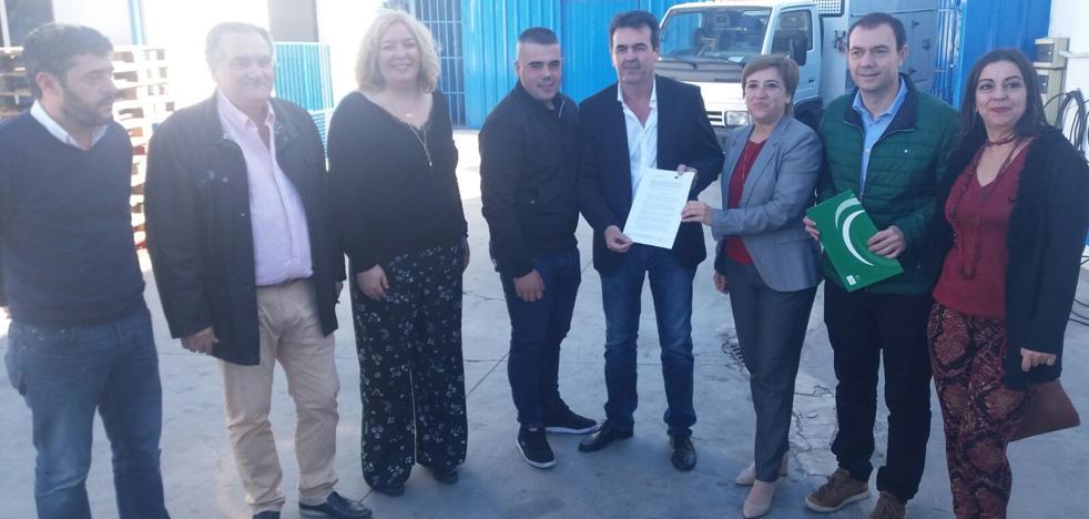 Promueven inversiones para mejorar la comercialización y transformación de productos pesqueros en la costa de Granada