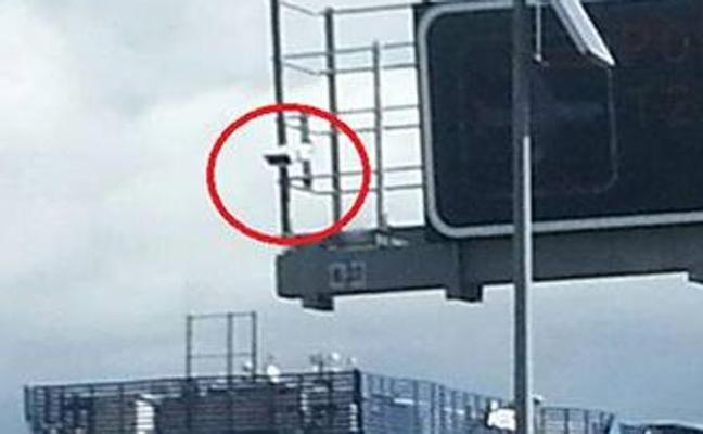 Mucho cuidado: ya multan las cámaras del cinturón de seguridad