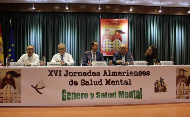 La perspectiva de género centra las XVI Jornadas Almerienses de Salud Mental celebradas en Torrecárdenas