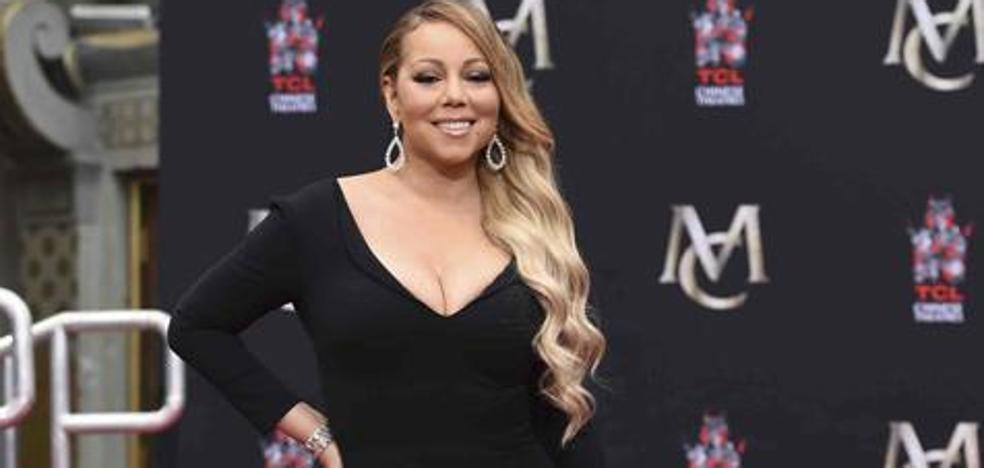 Mariah Carey se pone una banda gástrica, como Kiko Rivera