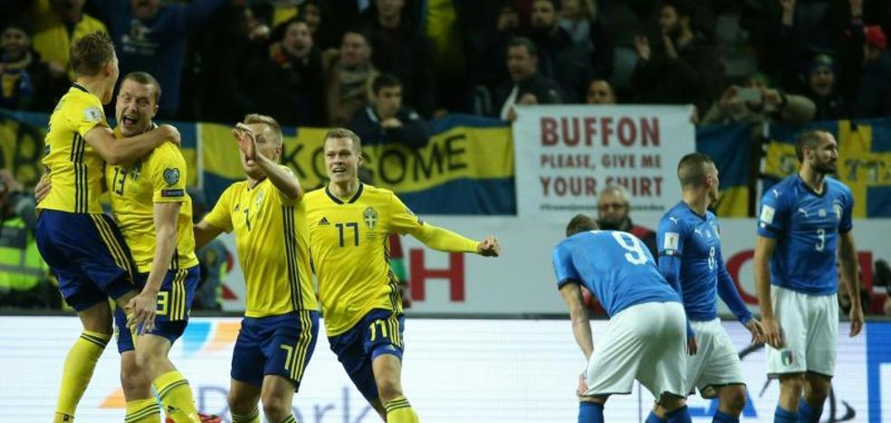 Johansson obliga a la remontada a una decepcionante Italia