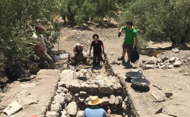 La UGR dirige las excavaciones del yacimiento arqueológico de El Laderón de Córdoba