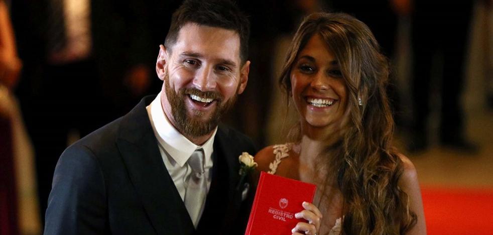 Leo Messi afirma que no parará hasta tener una niña