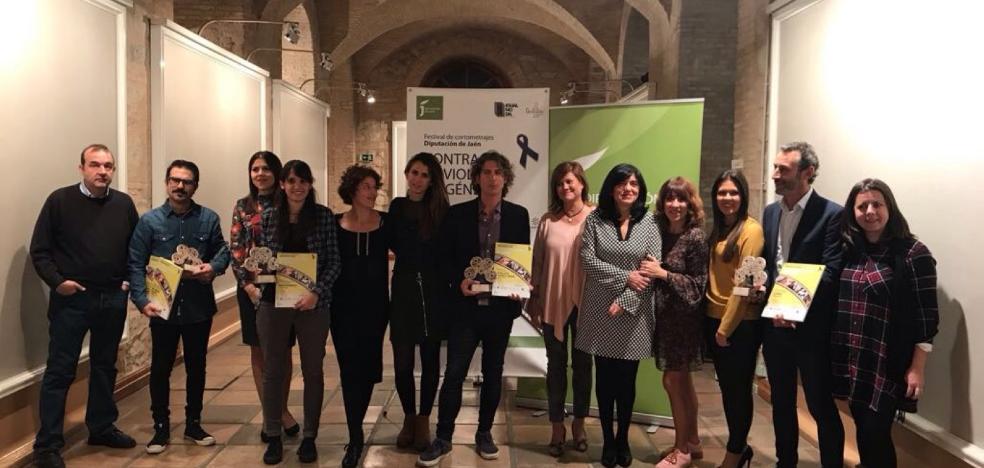 'Un billete a nunca jamás', de Jorge Naranjo, gana el festival de cortos contra la violencia de género
