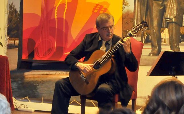 Guitarras de medio mundo se citan en Linares en el XXVI Encuentro Internacional