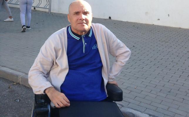 «Si hubiera llevado puesto el cinturón, ahora no estaría en una silla de ruedas»