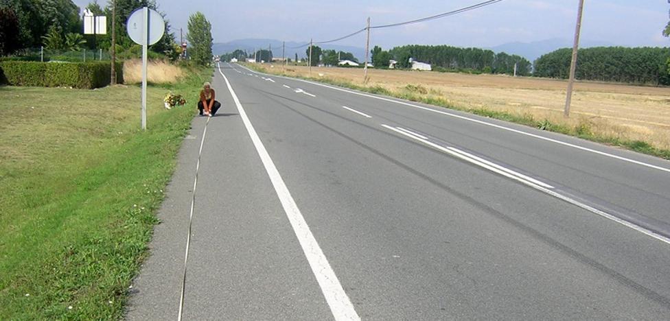 Fallece un menor atropellado por un camión cuando iba en bici