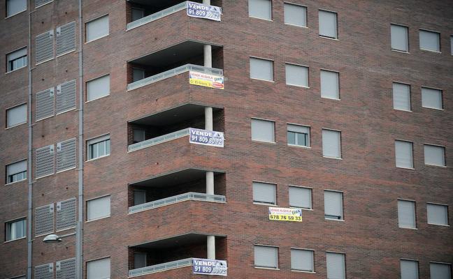 La inversión en vivienda crecerá un 8,2% este año y un 5,9% en 2018, según BBVA