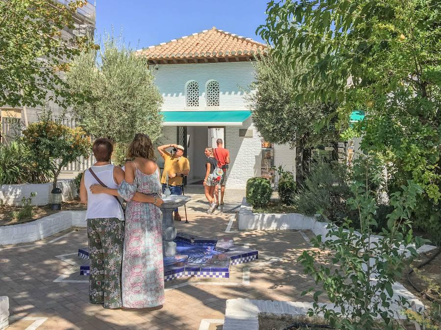 Monumentos gratis este domingo en Granada
