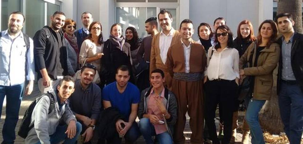 La UAL acoge a un estudiante de nacionalidad siria con condición de refugiado para sus estudios de grado